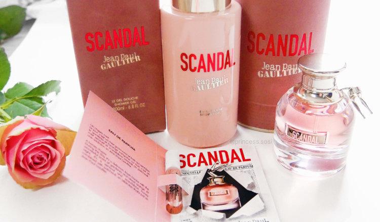 Scandal – for all senses